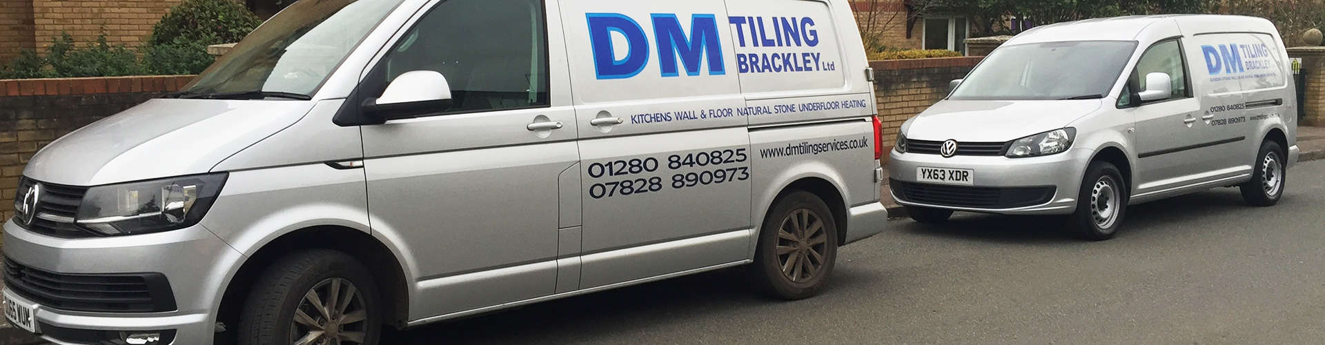 DM tiling contractors in Oxford
