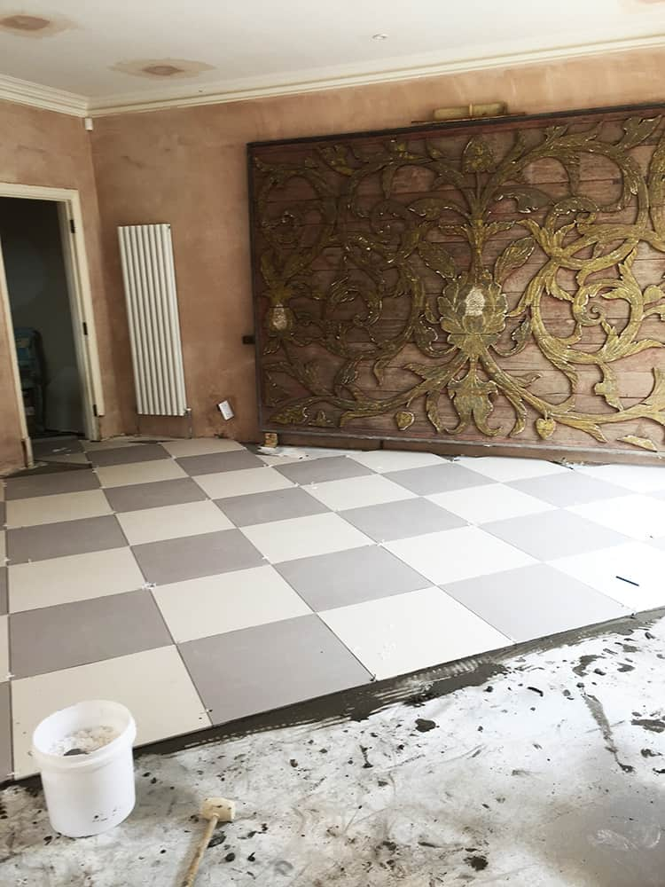 Ceramic Floor Tiles Domestic And Commercial Tiling Contractors For