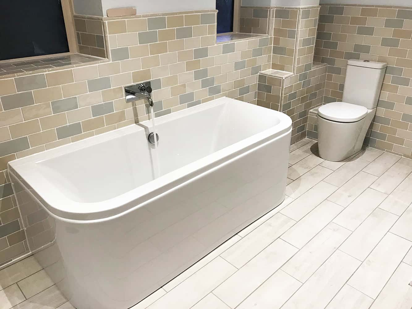 Domestic Tiling - Domestic and commercial tiling contractors for Oxford
